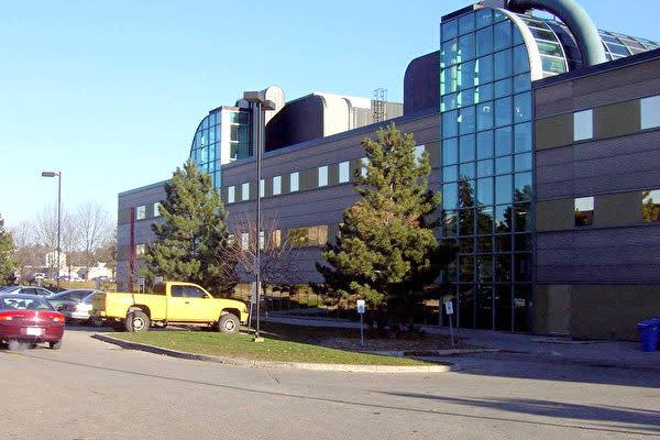 カナダウォータール-大学のコンピュータサイエンスセンター(大紀元)
