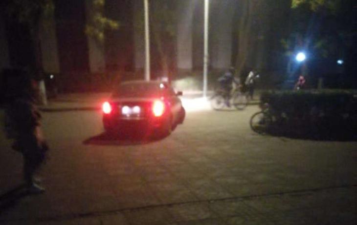 労働争議に加わった学生が連行されたとして開放を求めるサイト「可愛的同学們」は、北京大学キャンパス内で学生が拉致されたと訴えた(可愛的同学們より)