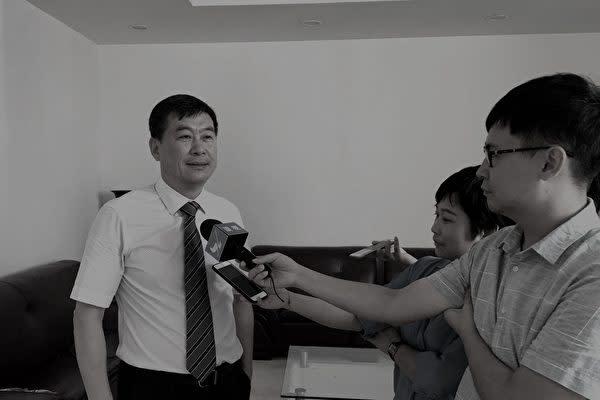 米人権団体は、中国臓器移植界の権威で北京清華長庚医院の董家鴻・執行院長(左)が法輪功学習者への臓器強制摘出に関与していると批判した(大紀元資料室)