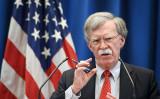 ボルトン米大統領補佐官(国家安全保障問題担当)(Fabrice COFFRINI / AFP)