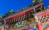 関羽を祀る「関帝廟」の多くは文化大革命の時に破壊されてしまいましたが、日本の横浜にある関帝廟の他、世界中の中華街にある「関帝廟」で関羽の「義」のスピリットは生き続けているのです(横浜中華街・関帝廟/photoAC)帝廟」で関