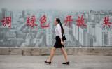 米大学教授は最近、中国滞在中の体験についてSNSにつづった。参考写真(NICOLAS ASFOURI/AFP/Getty Images)