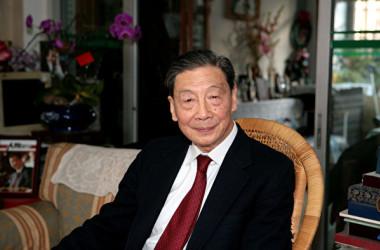 中国の著名経済学者、茅于軾氏(89)はこのほど、米VOAに対して、共産党から脱退する意向を示した(大紀元資料室)