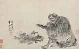 神農(郭詡・画、1503年)