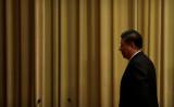 中国の習近平国家主席は2日、「台湾同胞に告げる書」の40周年記念イベントで、「一国二制度」による台湾統一の考えを示した(Mark Schiefelbein-Pool/Getty Images)