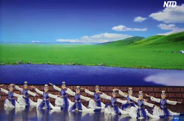 中国文化に関心のあるパリの作家は神韻からインスピレーションを得た(NTD)