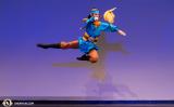 神韻プリンシパル・ダンサー、小林健司さん。2016年、新唐人テレビ主催の中国伝統舞踊大会、青年男子部門で優勝した演技(ShenYun.com)