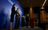 中国通信機器大手の華為技術(ファーウェイ)は7日、米政府が各政府機関に対して通達した同社製品の使用禁止令は米国憲法に違反するとして、米政府を提訴したと発表した(WANG ZHAO/AFP/Getty Images)