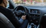 中国国内インターネットではこのほど、北京市民ら6人が国産「アウディ」ブランド車を購入してから、白血病が発症したと実名で健康被害を訴えた。写真は「アウディQ5」の一部の内観(大紀元資料室)