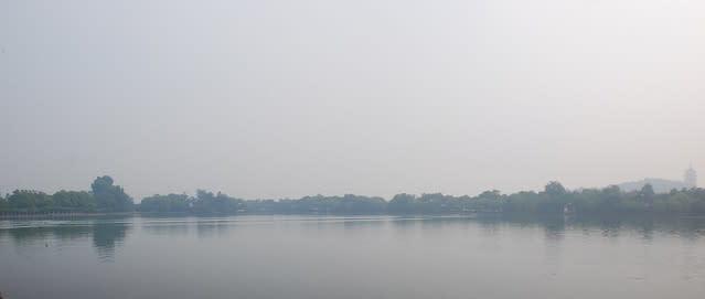 杭州西湖 (IamBernice/flickr)