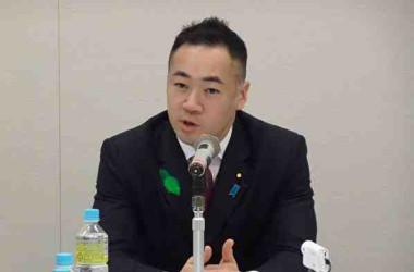 財務副大臣・鈴木馨祐氏は、台湾は中国に侵略されてはならず、日米の共通認識だと語った(中央社)