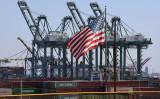 中国当局はトランプ米政権の対中制裁関税の引き上げについて報道規制をしいた(MARK RALSTON/AFP/Getty Images)