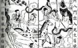 清の時代に描かれた諸葛亮と司馬懿の対峙の様子( パブリック・ドメイン)