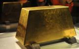 世界で最も重い金塊 (25kg)