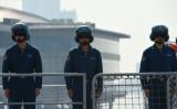 南シナ海で中国軍がミサイル発射した。米専門家は早急に抑止を呼び掛ける(GettyImages)