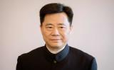 駐独中国大使・呉ケン氏(KAY NIETFELD/AFP/Getty Images)
