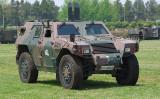 鹿児島の奄美大島にある陸上自衛隊駐屯地では8月4日、開設後初の一般公開が行われた。写真は、試乗に使用された同タイプの軽装甲機動車(LAV)2012年撮影 参考写真(Wikimedia)