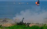台湾、超音速の中距離ミサイルの量産を本格化する。写真は2019年5月30日、軍事訓練中の台湾軍の様子。参考写真(GettyImages)