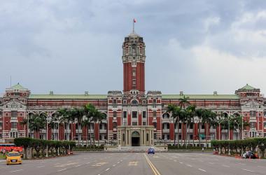台湾総統府庁舎(Wikimedia)
