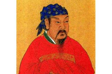 南朝の宋の初代皇帝である劉裕(363年ー422年)(パブリック・ドメイン)