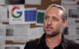 グーグルがコンテンツを検閲していると内部告発を行ったZach Vorhies氏。(Project Veritasが大紀元英字版に提供)