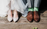 A stock photo of a wedding (Marc A. Sporys /Unsplash)