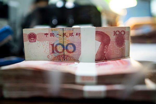 ブルームバーグによると、中国民間企業の私募債デフォルトが過去最高水準の4770億円に達した(Getty Images)