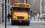 Stock image of a school bus. (Michael Schueller/Pixabay)
