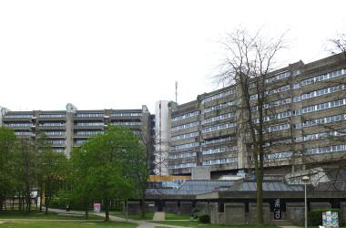 ブリュッセル自由大学(Wikimedia)