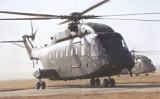 人権団体によると、「香港突撃」演習を行った中国軍ヘリコプターが事故で墜落し、将校3人を含む11人が死亡したという。写真は直‐8G(スクリーンショット)