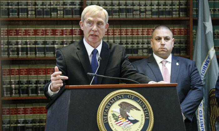 11月7日、米検察は、中国製品を米国製と偽り販売したニューヨーク拠点の企業を刑事起訴したと発表した(Getty Images)