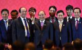 「中国は影響力が最も強いが、信用できない国」ASEAN調査で明らかになった。写真は2019年11月、タイのバンコクで開かれた第35回ASEANサミット(GettyImage)
