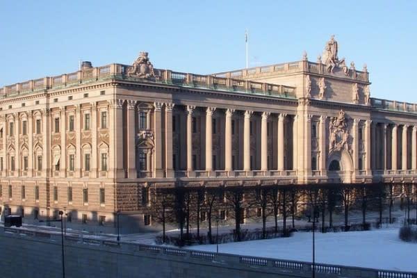 スウェーデン議会(Holger.Ellgaard /ウィキペディア)