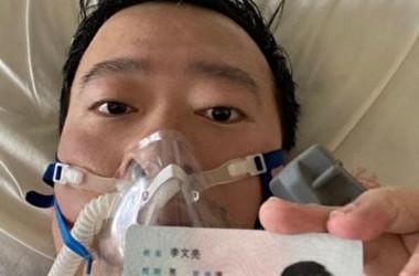 新型肺炎の感染が拡大する中国武漢市では2月6日夜、12月末にSNS上で警鐘を鳴らした医師の1人、眼科医の李文亮氏(34)が亡くなった(李文亮医師の微博より)