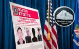 1億4000万人余りの米人口データを盗んだとして、司法省はこのほど、中国軍所属のハッカー4人を起訴した(GettyImages)