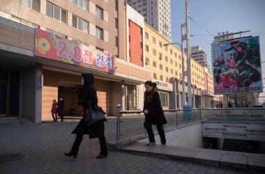 米検察は、北朝鮮ハッカーの盗んだ仮想通貨で資金洗浄を手伝った中国籍2人を起訴した(GettyImages)