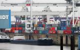中国とヨーロッパ間の鉄道の重要なハブとして、一帯一路のヨーロッパへの入り口となるデュイスブルク港(GettyImages)