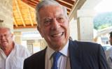 ノーベル文学賞受賞のマリオ・バルガス・リョサ氏は中国大使館から公開批判された(Carlos Alvarez/Getty Images)