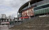 英プロサッカー・サッカークラブのアーセナルのホーム・スタジアムであるエミレーツ・スタジアム(Photo by Dan Kitwood/Getty Images)
