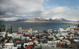 <中共ウイルス>アイスランドで二重感染者が確認された。現地の研究者はウイルスの変異を指摘している。写真は首都レイキャビク(GettyImages)