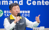 台湾中央感染症指揮センターの陳時中指揮官(陳柏州/大紀元)
