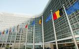 ベルギー・ブリュッセルにある欧州委員会本部(Mark Renders /Getty Images)