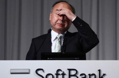 ソフトバンク・グループの孫正義最高経営責任者(CEO)、2019年12月撮影(GettyImages)