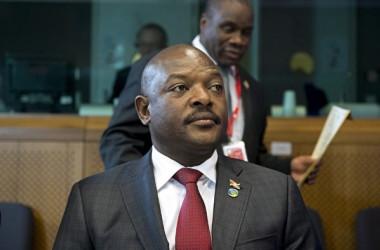 急死したブルンジのヌクルンジザ大統領(AFP)