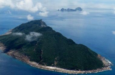 尖閣諸島(参考写真)