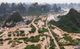 三峡ダム下流 宜昌市で水害多発 放水が原因か(GettyImages)
