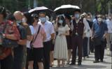 大紀元が入手した内部文書によると、北京と河北省は、ウイルス感染第2波を隠蔽している(GettyImages)