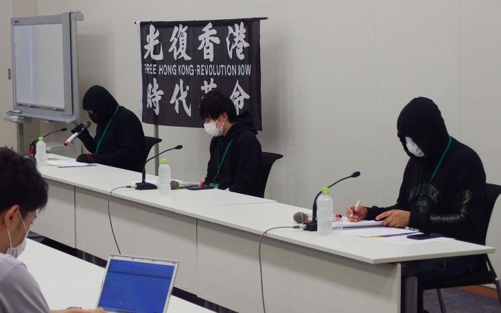 中国の香港国安法が成立した。都内で香港民主派組織が会見した。3国会議員も参加し、山尾志桜里議員は、「国家による人権侵害、国際社会の関与は内政干渉ではない」と中国政府を批判した(大紀元)