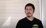 中国の元ネット監視員の劉力朋さんは2020年6月29日に米国で大紀元と新唐人テレビの取材に応じた(大紀元)