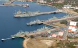 日本や韓国、マレーシア、シンガポール、米国の軍事要員が潜水艦捜索訓練を行ったシドニーの西艦隊基地(www.navy.gov.au)